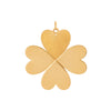Foundrae Four Heart Clover - Charms & Pendants - Broken English Jewelry