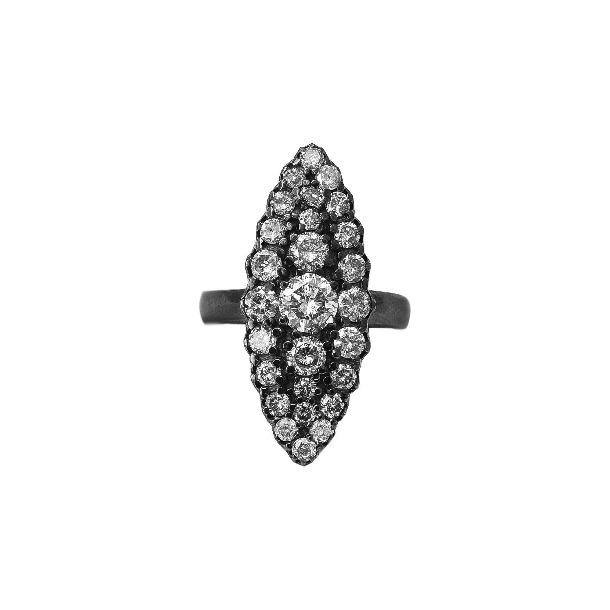 Marquise Ring by Colette for Broken English Jewelry