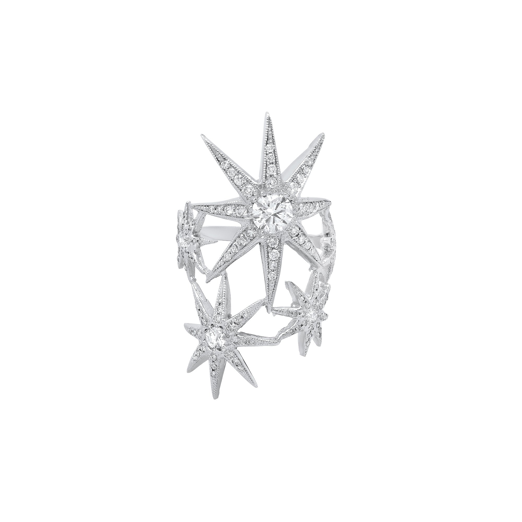 Stars Ring by Colette for Broken English Jewelry