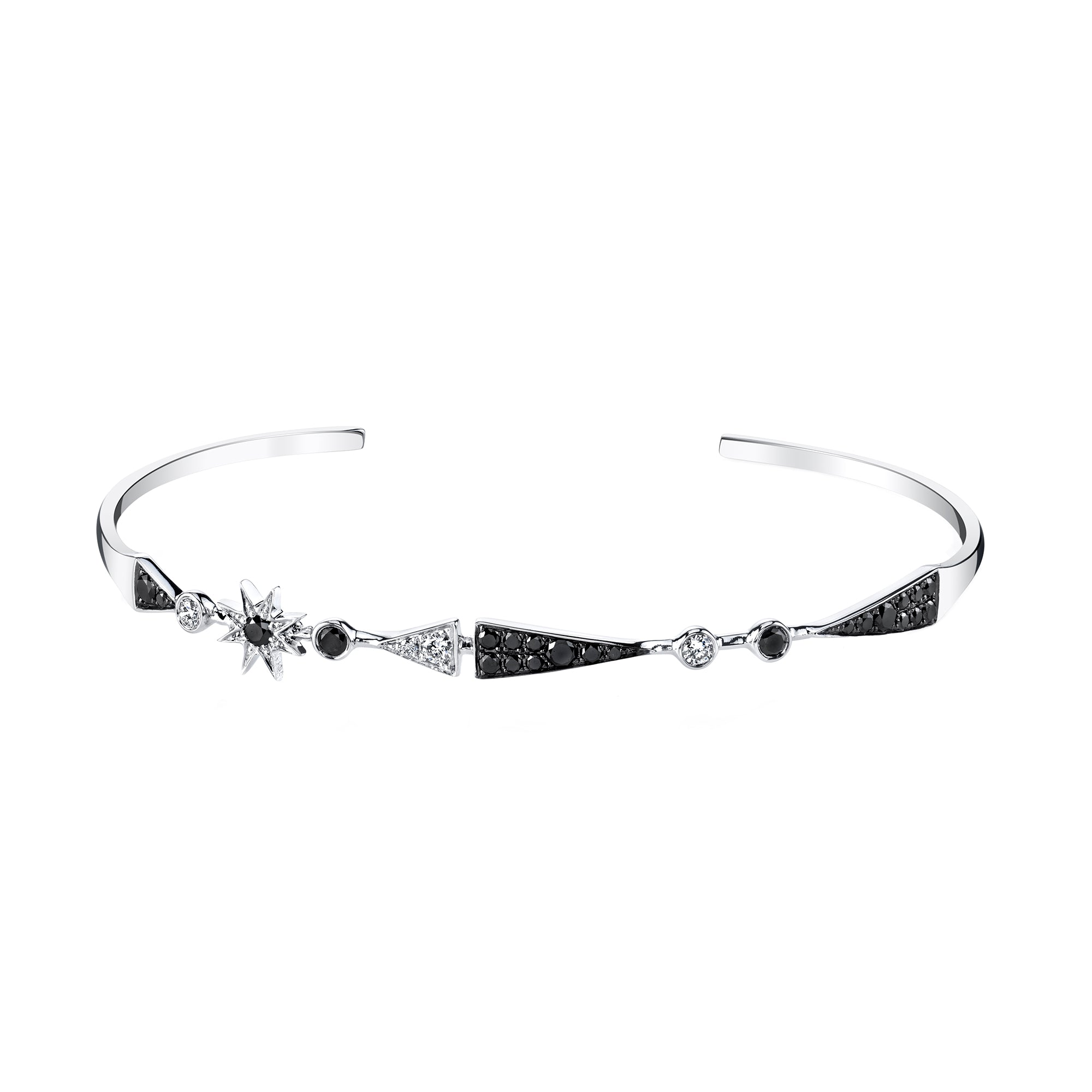 Star Cuff Bracelet by Colette for Broken English Jewelry