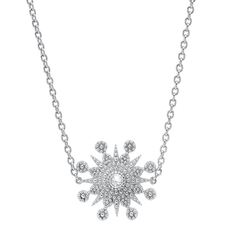 Galaxia Star Pendant Necklace by Colette for Broken English Jewelry