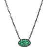 Emerald Baby Les Chevalie Necklace by Colette for Broken English Jewelry