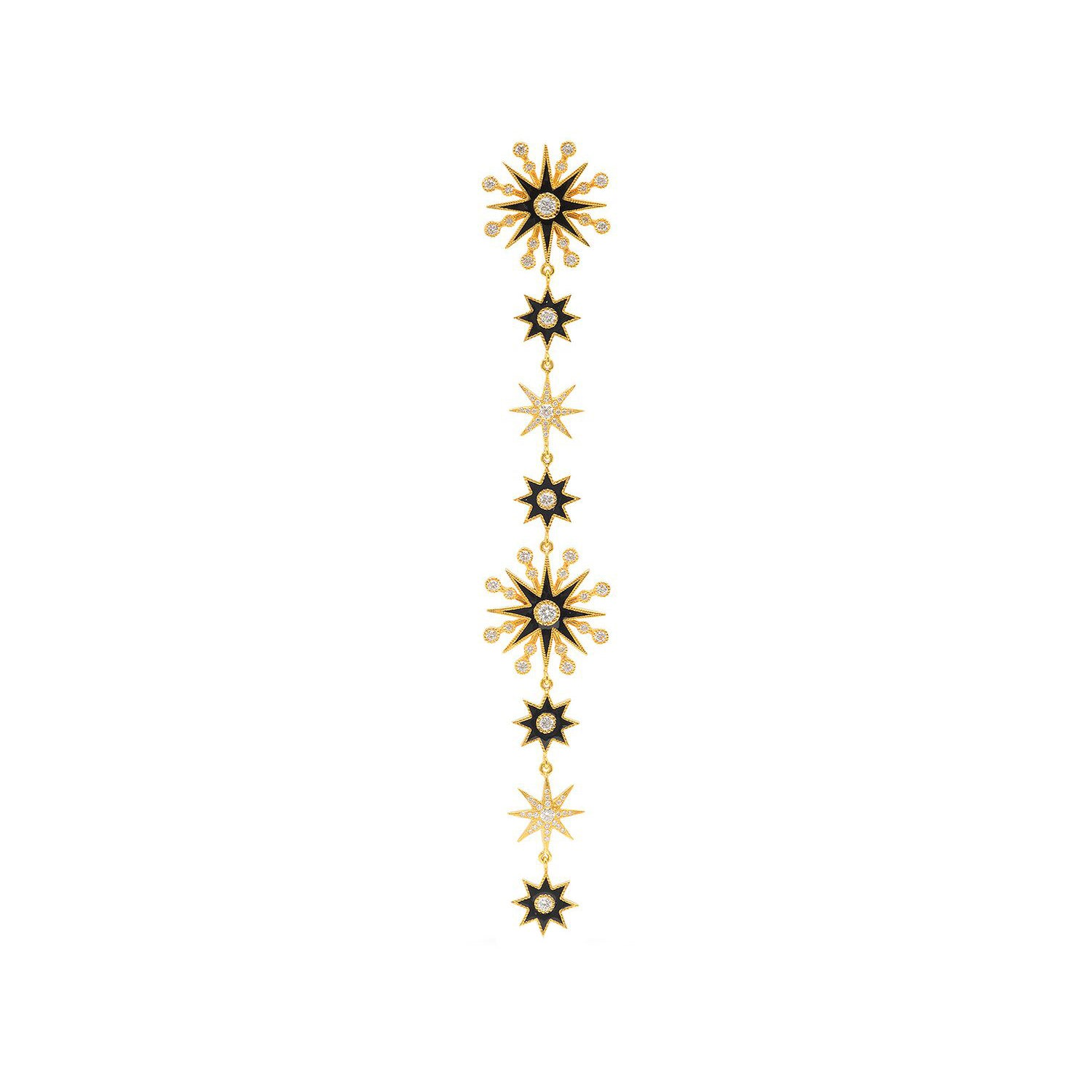 Black Star Duster by Colette for Broken English Jewelry