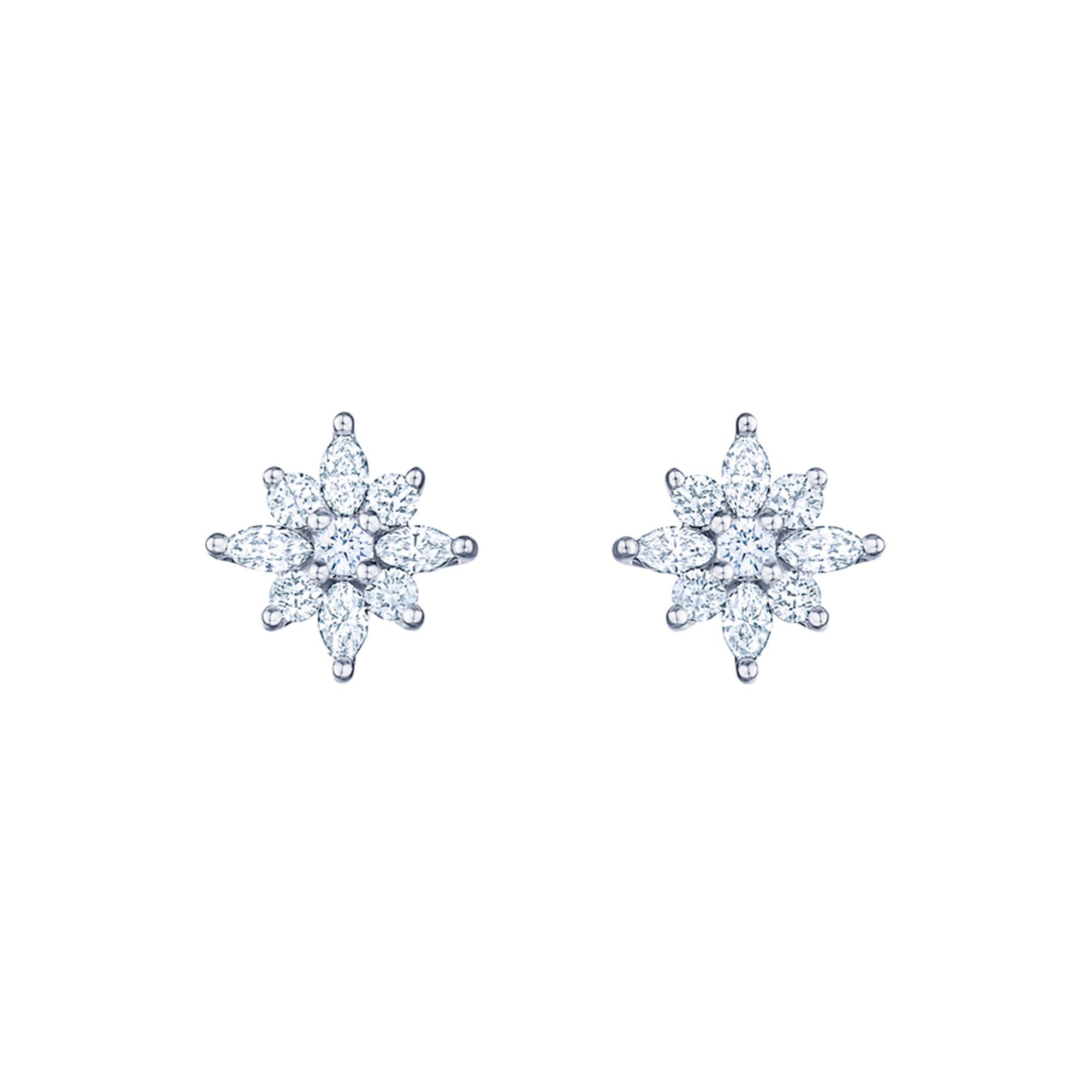 Kwiat Star Mini Stud Earrings - Earrings - Broken English Jewelry