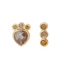Heart of Light Earrings - Xiao Wang - Earrings | Broken English Jewelry