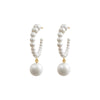 Sophie Bille Brahe Boucle Marco Perle Earrings - Earrings - Broken English Jewelry