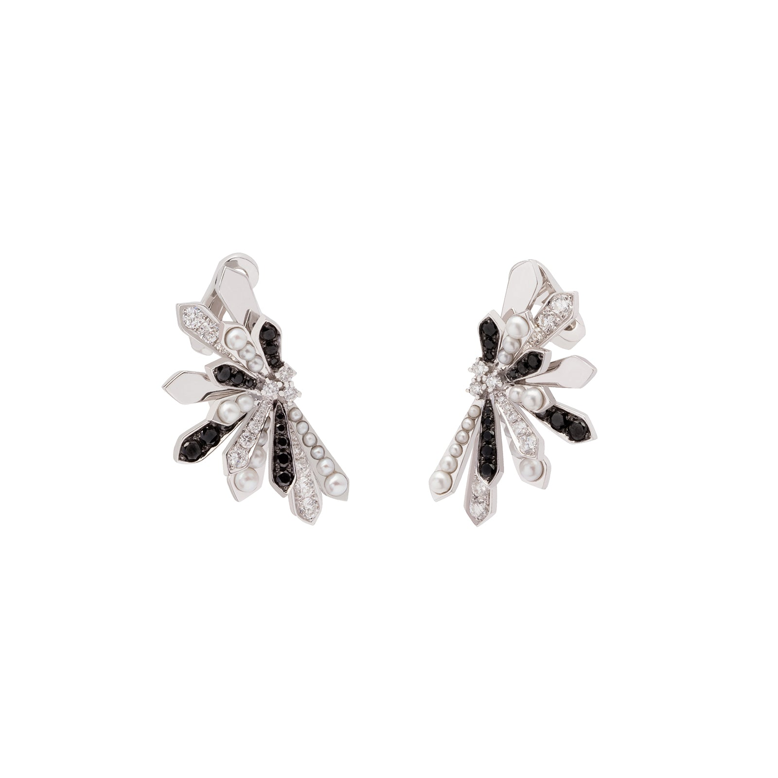 Colette Penacho Pearl Earrings - Earrings - Broken English Jewelry