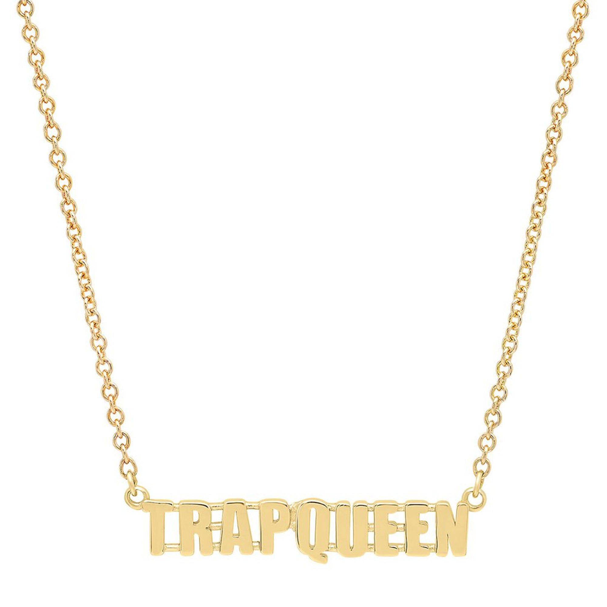 Trap Queen Necklace