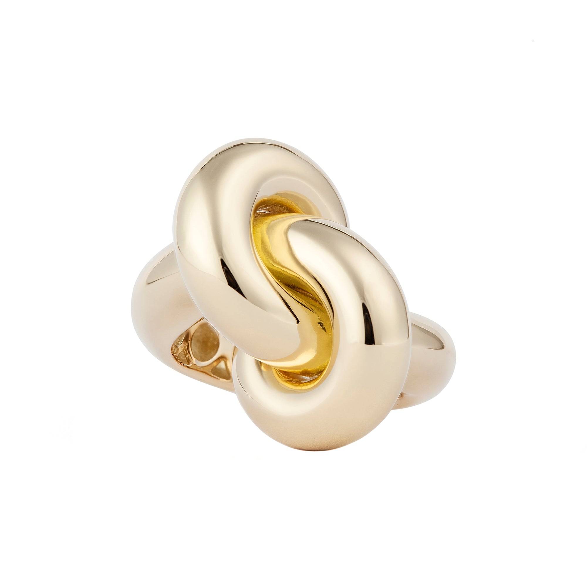 Fat Knot Ring By Engelbert Rings Broken English Jewelry