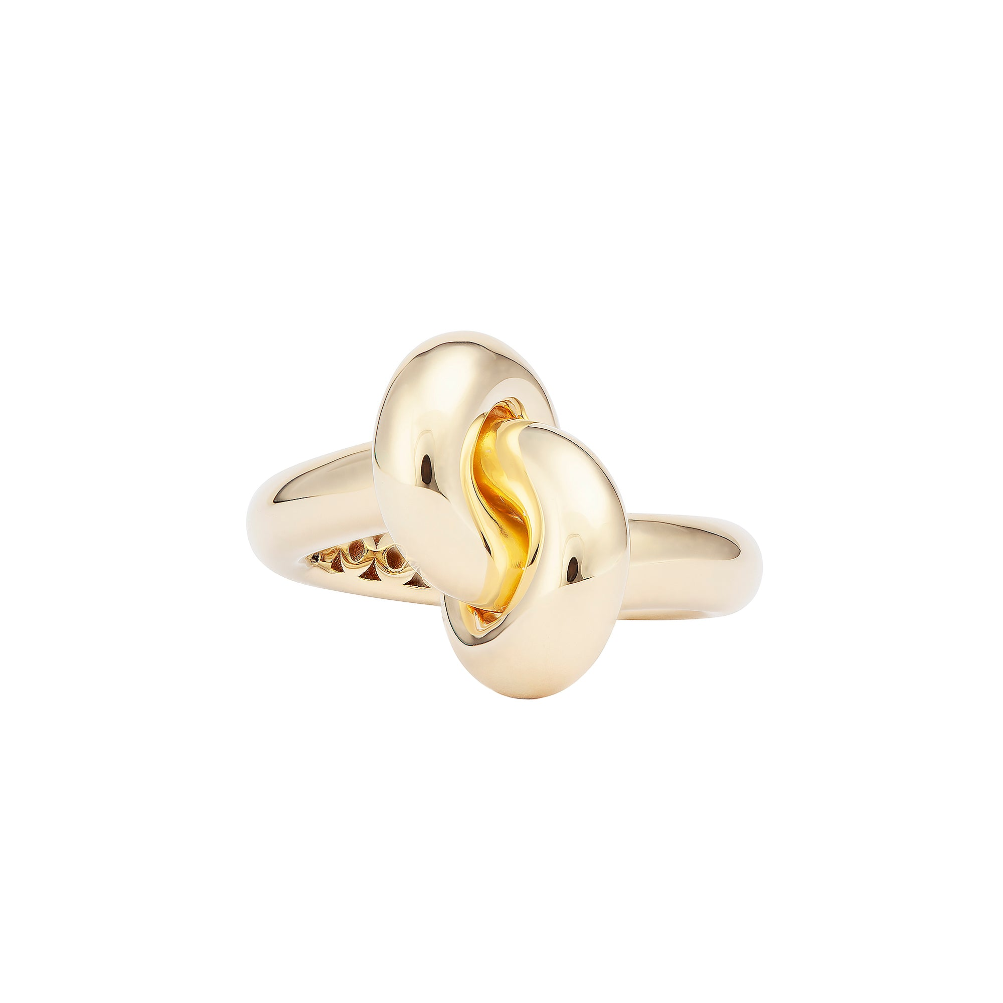 Loose Knot Ring By Engelbert Rings Broken English Jewelry