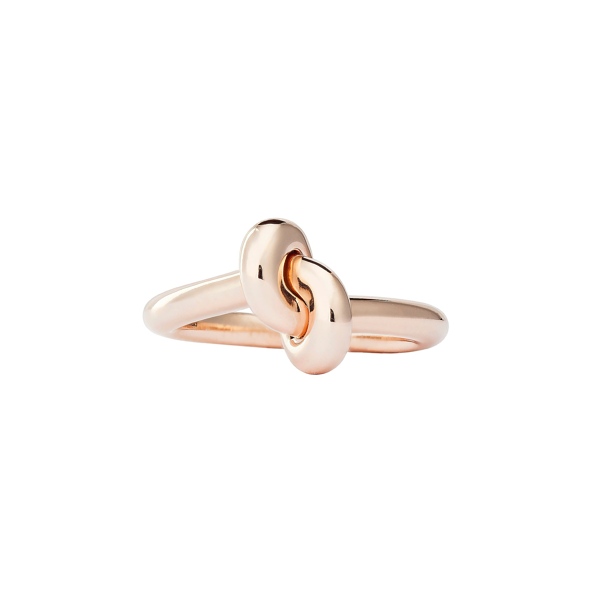 Rose Tight Knot Ring - Engelbert - Ring | Broken English Jewelry