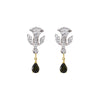 Aida Bergsen Anka Earrings - Green Tourmaline - Earrings - Broken English Jewelry