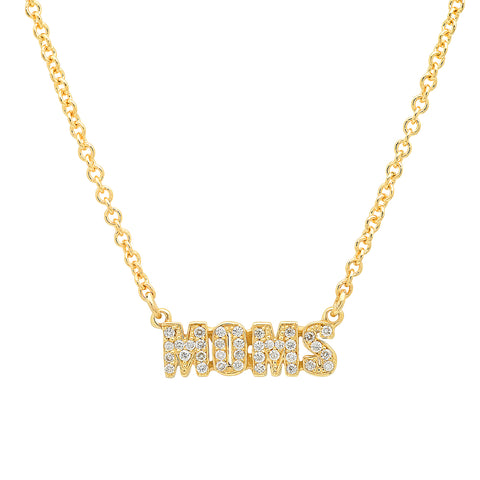 Moms Necklace