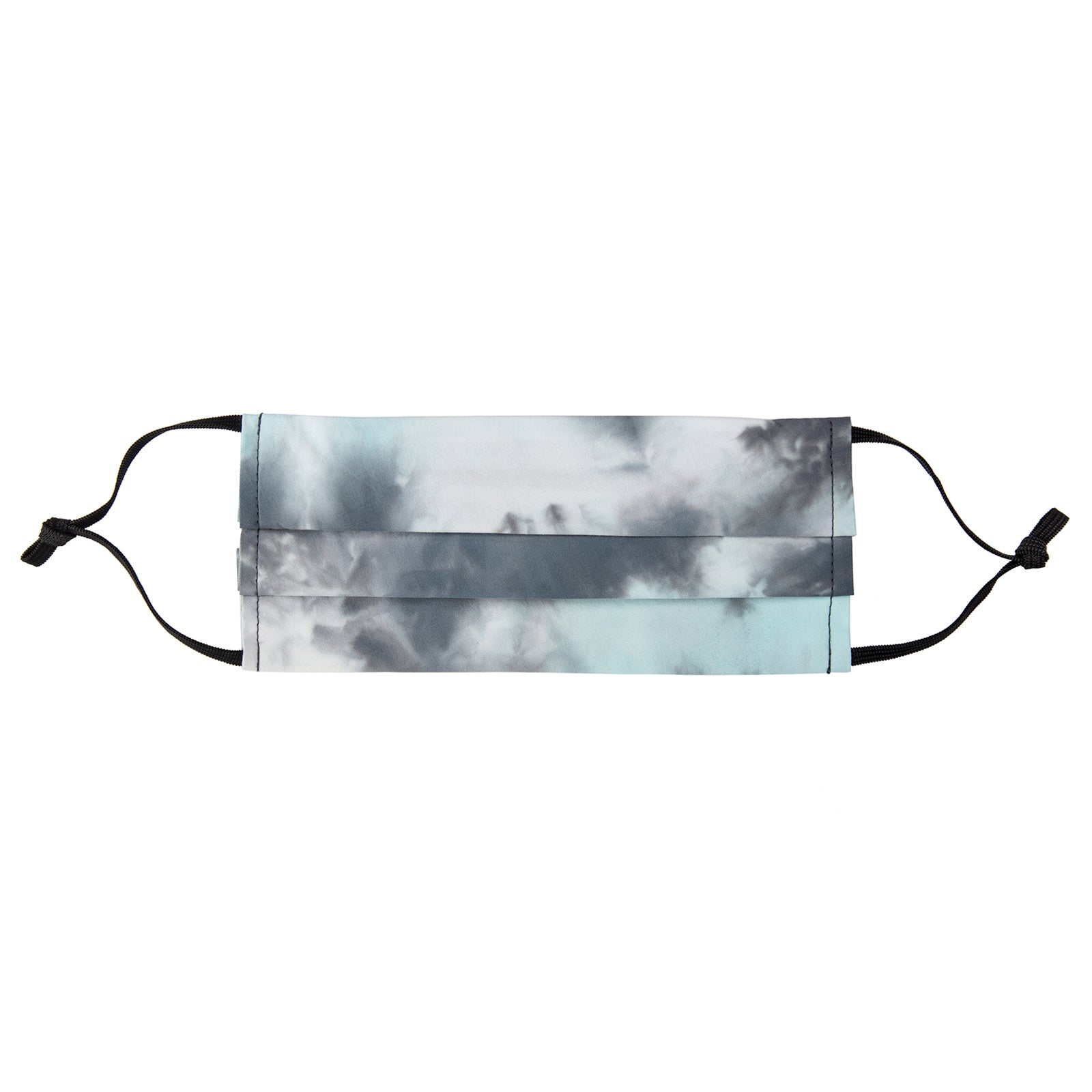 Fraction LA Tie Dye Face Mask - Black & Color - Accessories - Broken English Jewelry