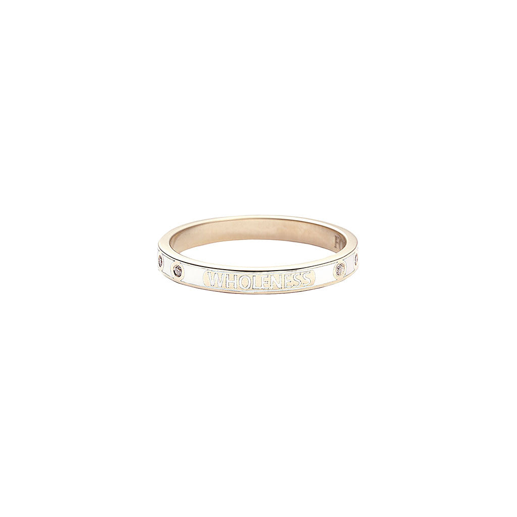 Wholeness Thin Stacking Band
