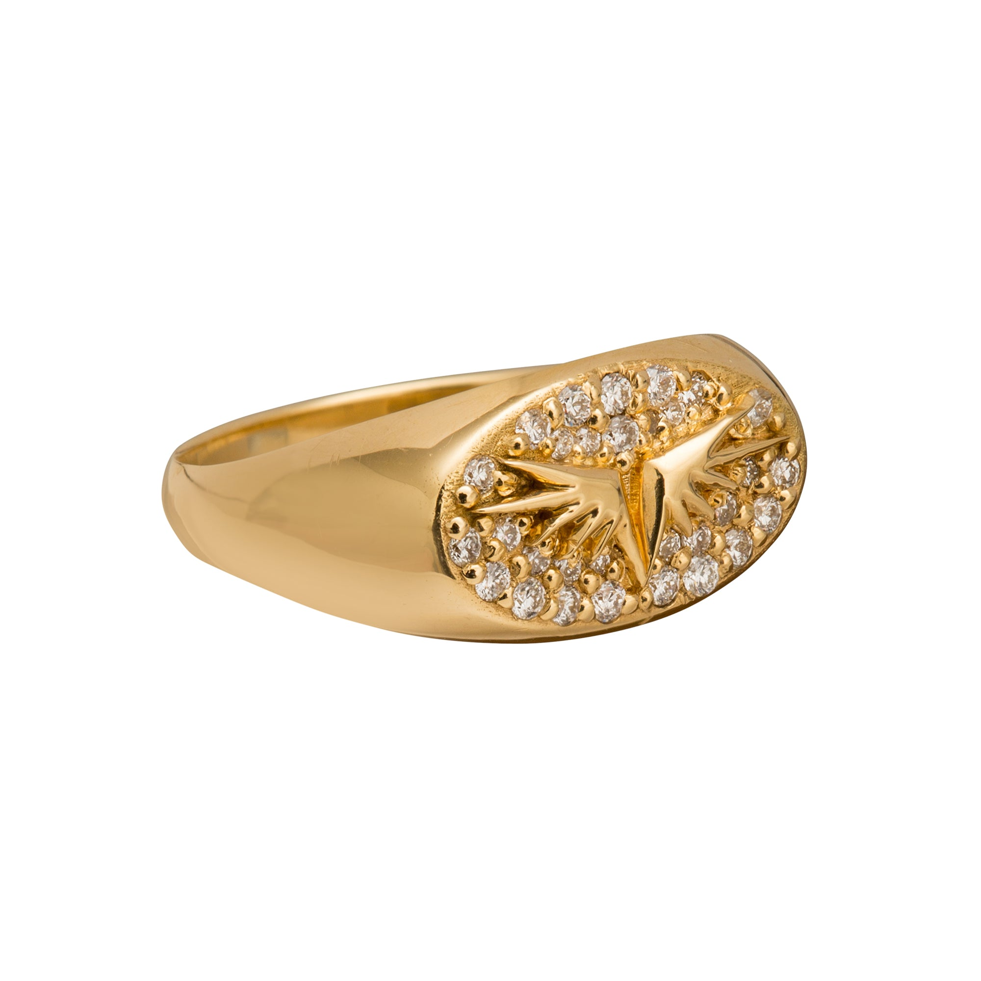 Passion Baby Signet Ring