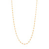"18"" Gold & Resin Chain Necklace by Gigi Clozeau for Broken English Jewelry"