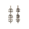 Jenna Blake Gothic Diamond Earrings - Earrings - Broken English Jewelry