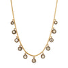 Jenna Blake Diamond Fringe Necklace - Necklaces - Broken English Jewelry