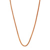 Jenna Blake Leather Necklace - Necklaces - Broken English Jewelry