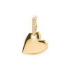 Jenna Blake Anchored Heart Pendant - Small - Charms & Pendants - Broken English Jewelry