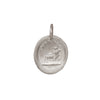 Silver Peu a Peu Pendant by James Colarusso for Broken English Jewelry