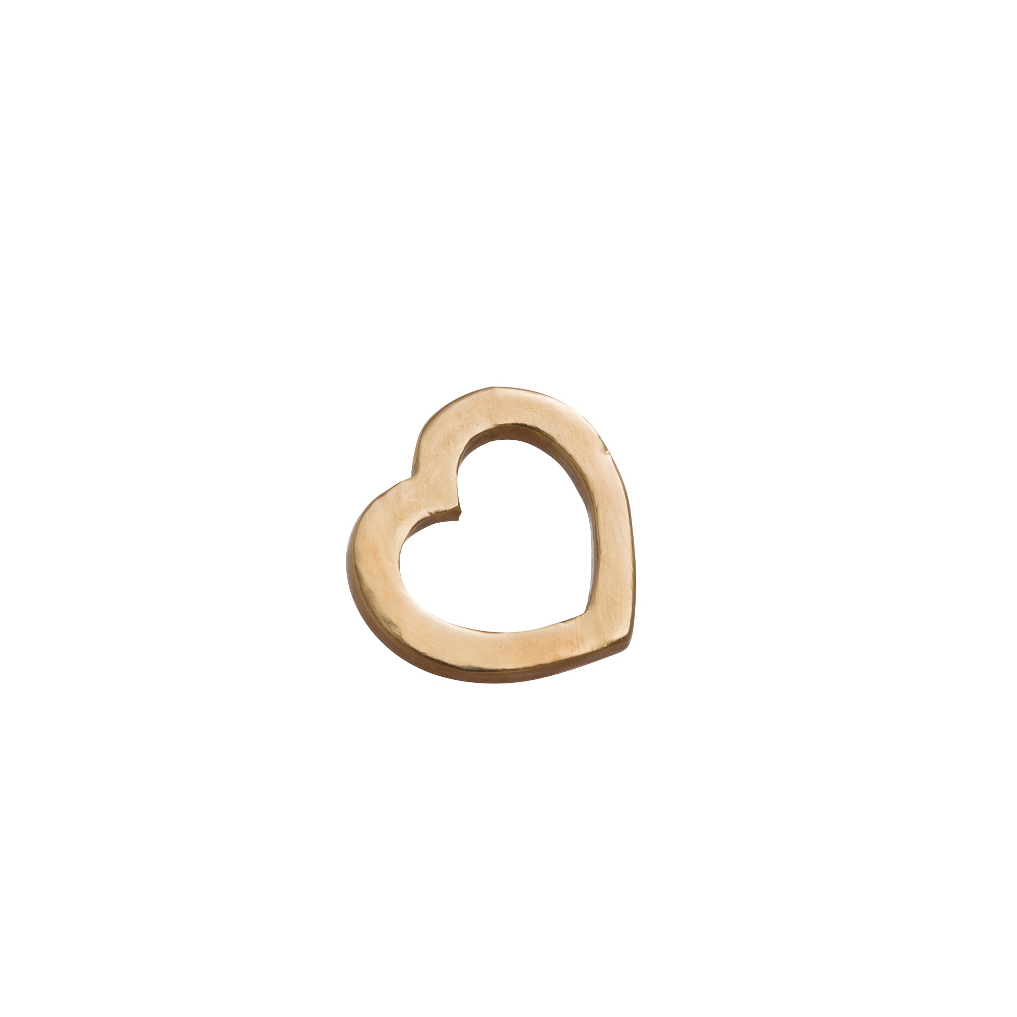 Cutout Heart by James Colarusso for Broken English Jewelry