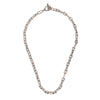 Silver Double Link Chain by James Colarusso for Broken English Jewelry
