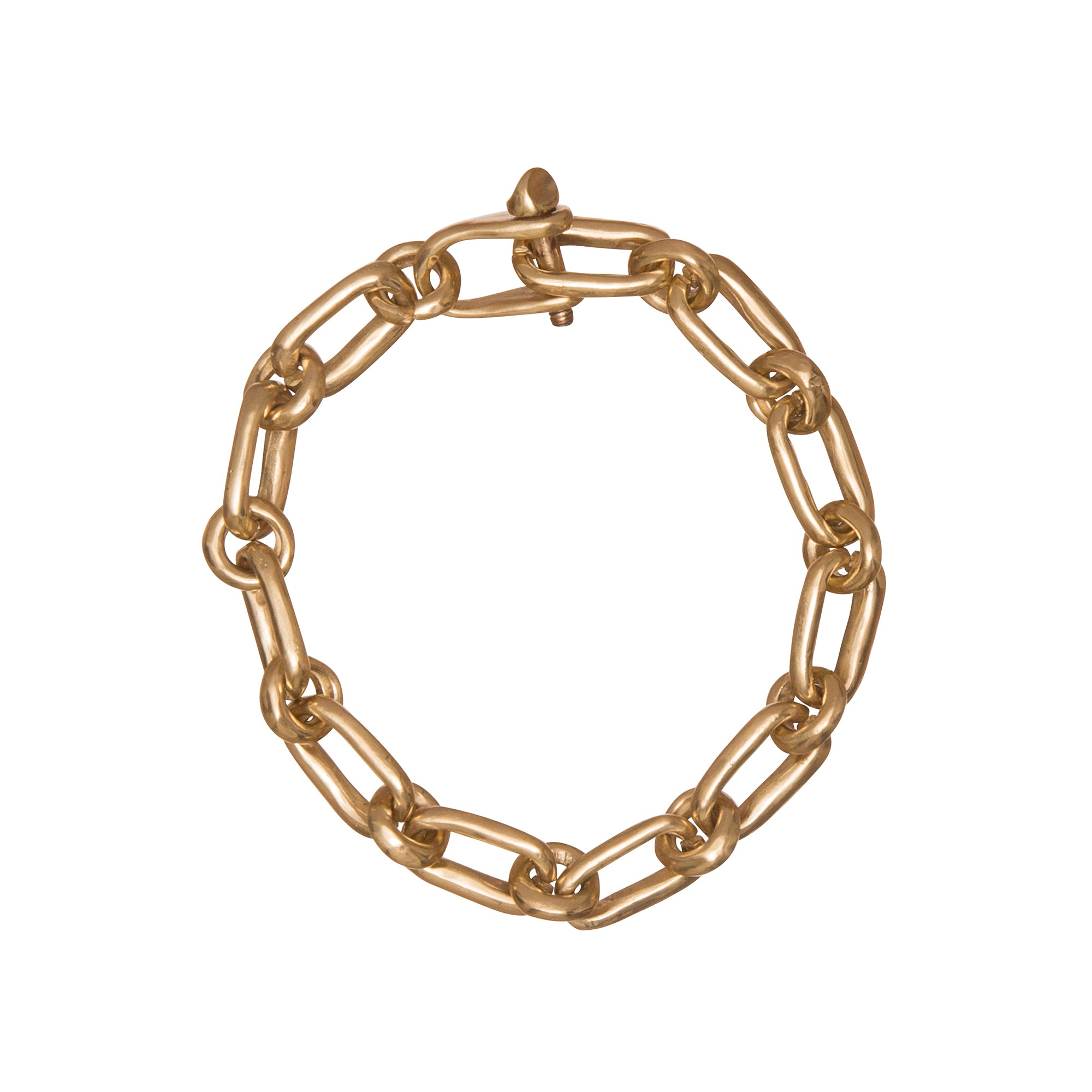 Medium Rumble Chain by James Colarusso for Broken English Jewelry