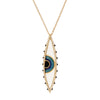 Blue Eye Pendant Necklace - Holly Dyment - Necklaces | Broken English Jewelry