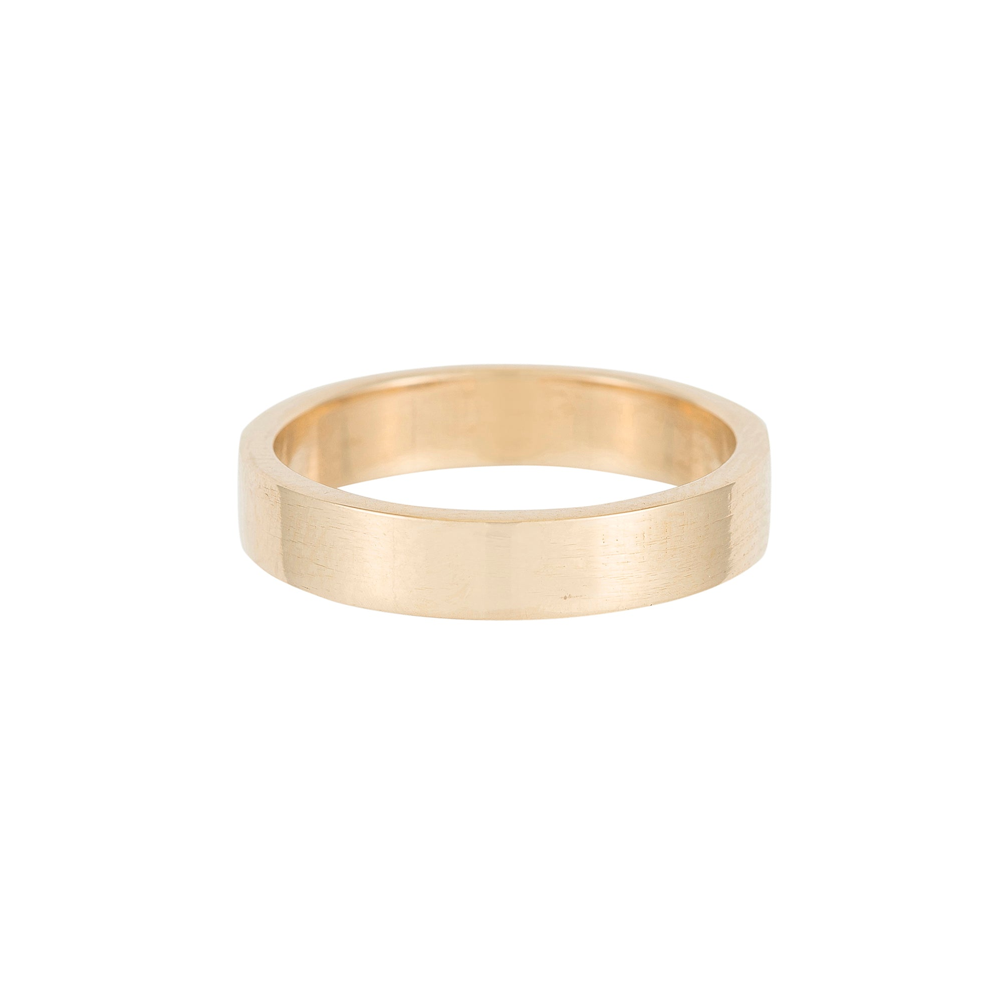 4mm Basic Band by Jennie Kwon for Broken English Jewelry