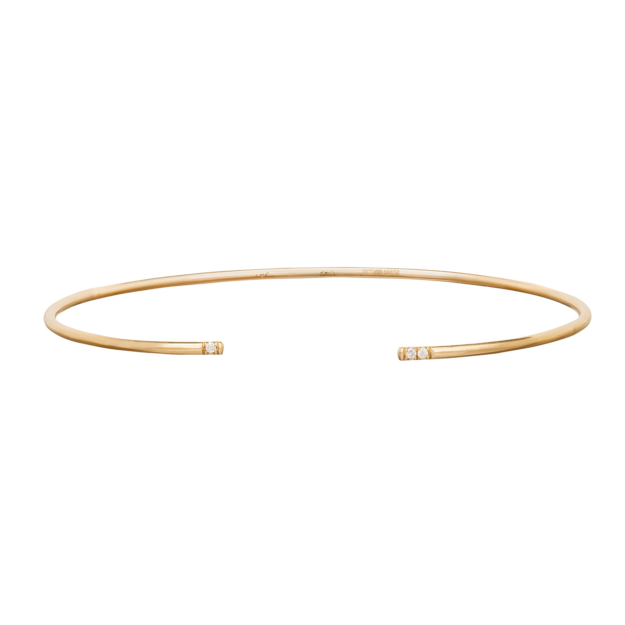Mini Equilibrium Cuff - Jennie Kwon - Bracelet | Broken English Jewelry