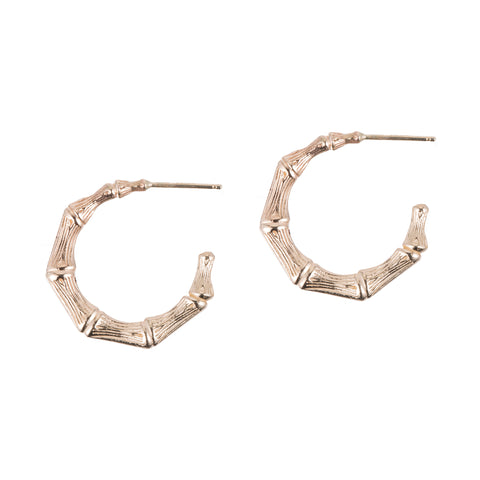 Round Rectangle Door Knockers - Jennie Kwon - Earrings | Broken English Jewelry