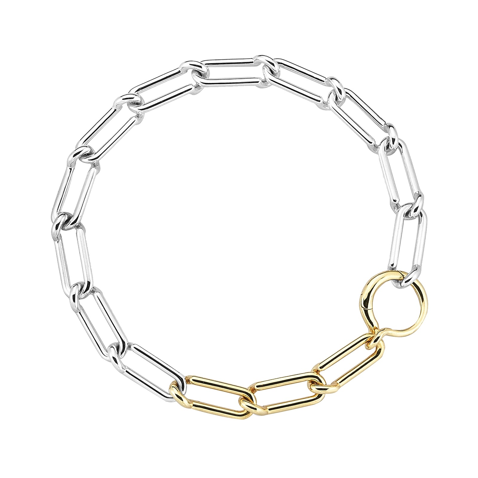 Kloto Duo Merge Bracelet - Bracelets - Broken English Jewelry