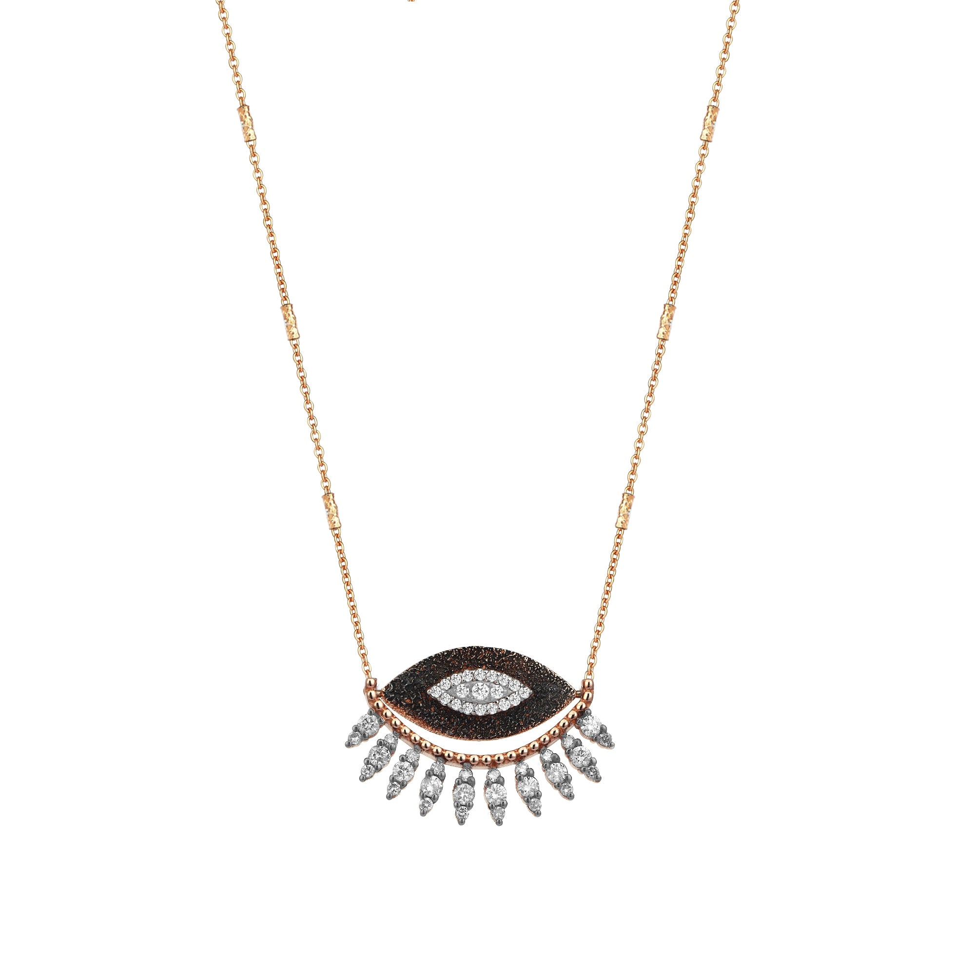 10th Eye Regina Necklace by Kismet for Broken English Jewelry
