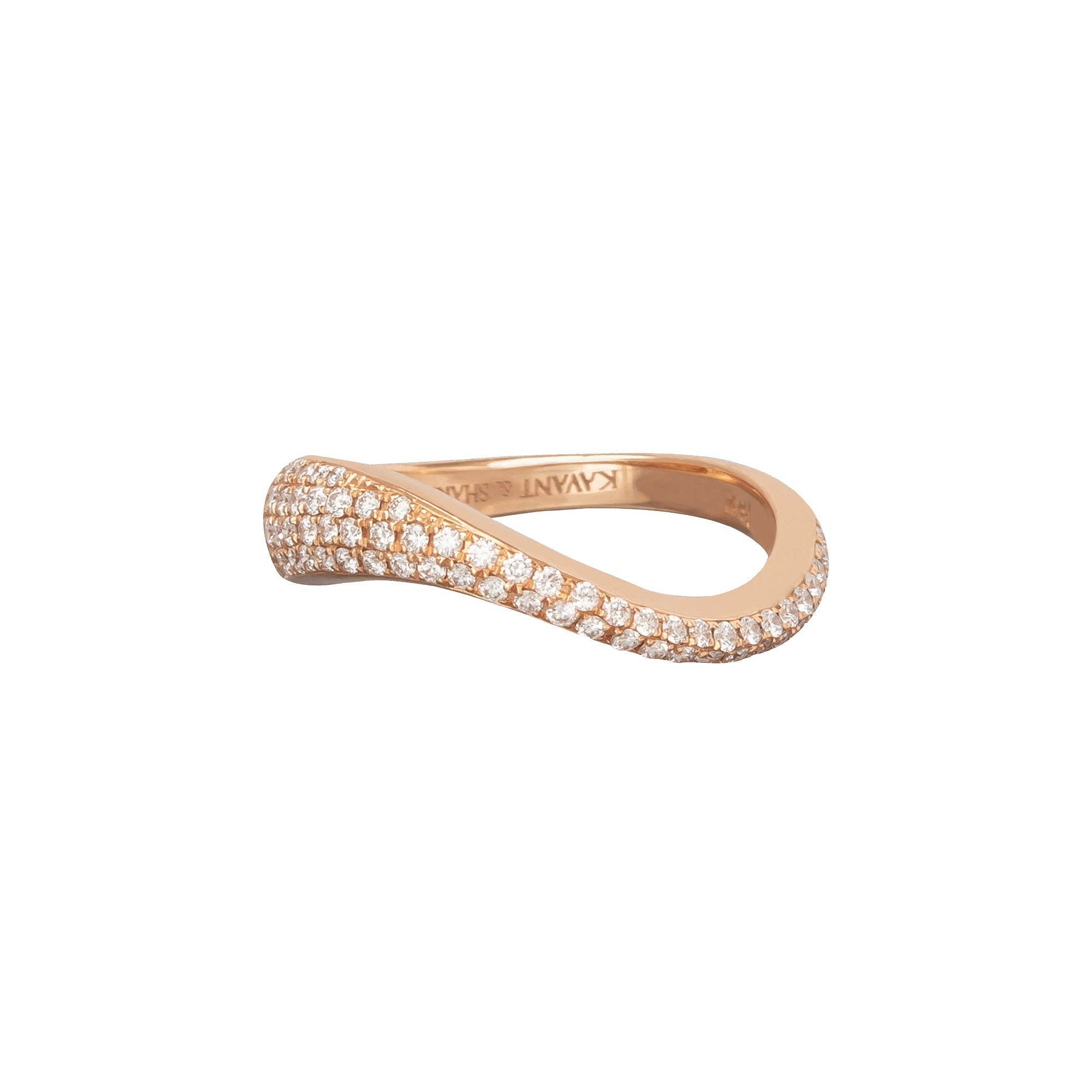 Talay Flow Wave Ring - Kavant & Sharart  - Rings | Broken English Jewelry