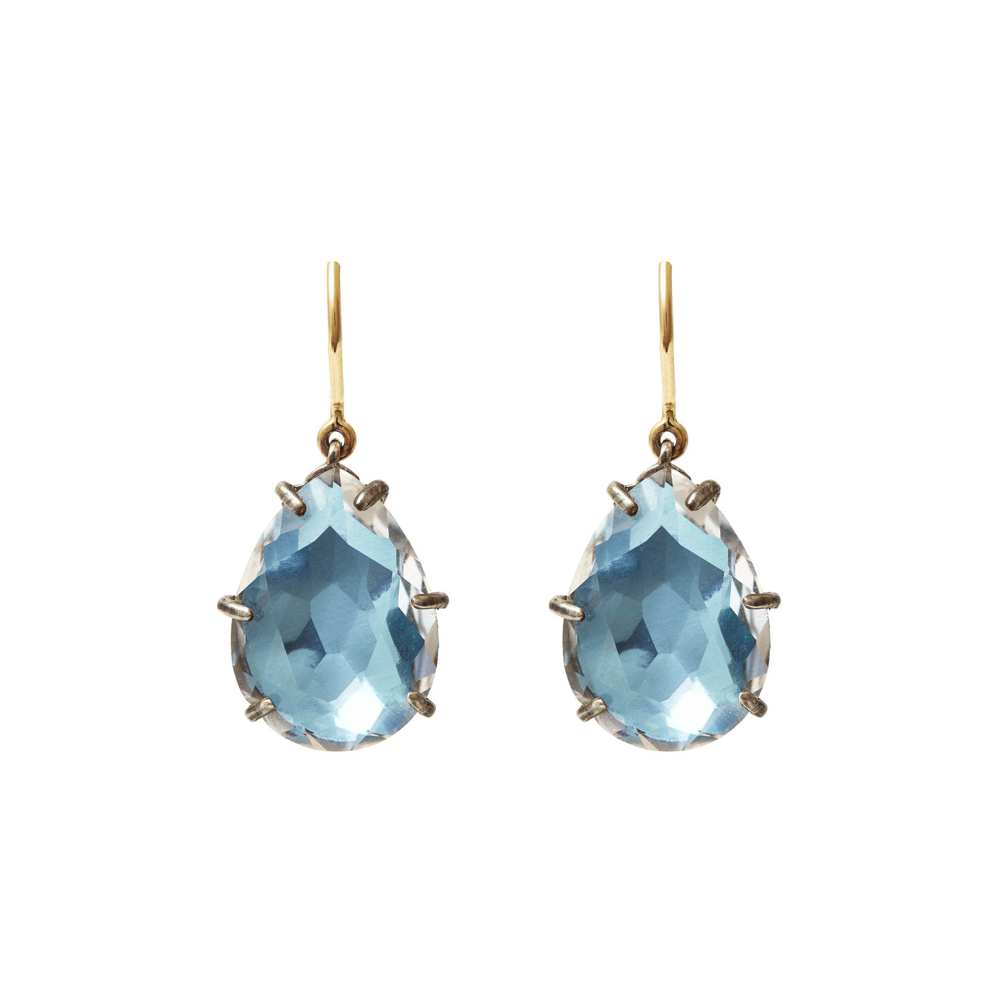 Caterina One-Drop Earrings by Larkspur & Hawk for Broken English Jewelry
