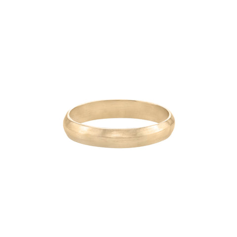 Petite Cigar Ring by Lizzie Mandler for Broken English Jewelry