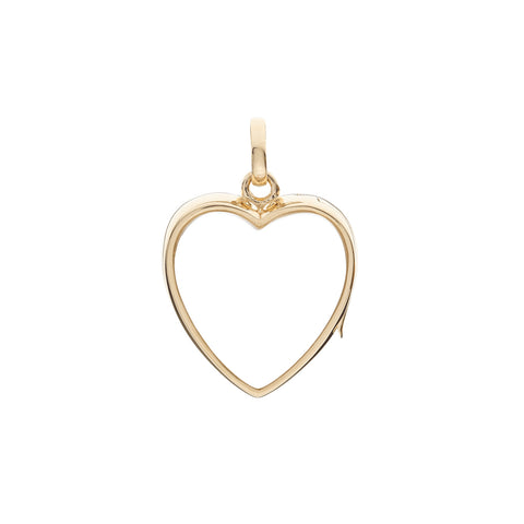 Medium Heart Locket