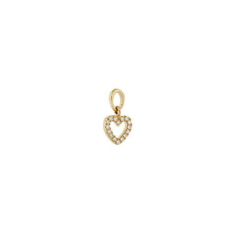Talisman Diamond Heart