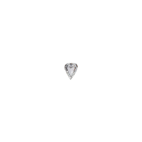 Diamond April Birthstone Charm