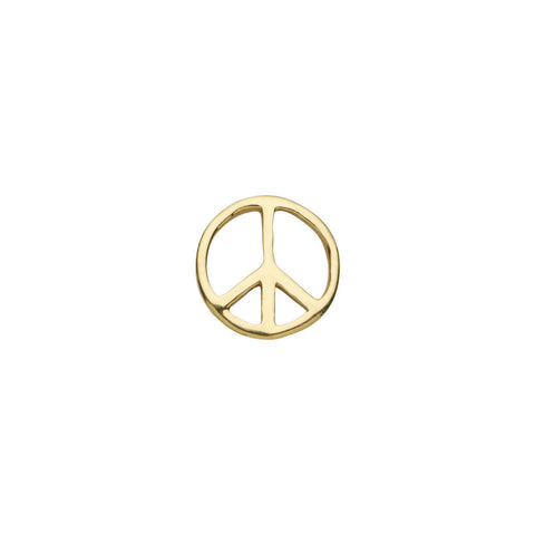 Peace Serenity Charm - Loquet - Pendants & Charms | Broken English Jewelry