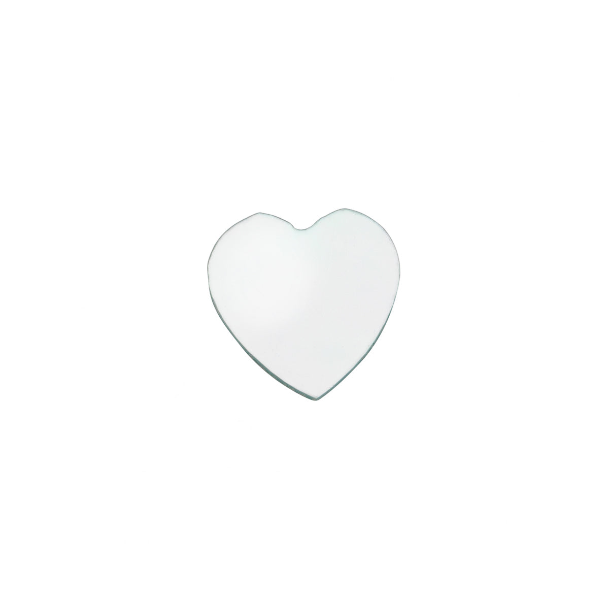 Mother of Pearl Heart Charm - Loquet - Pendants & Charms | Broken English Jewelry