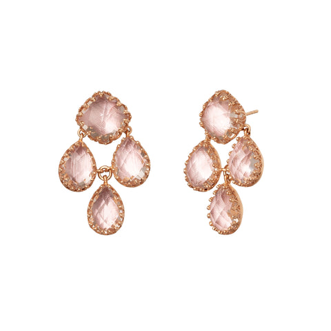 Antoinette Girandole Earrings