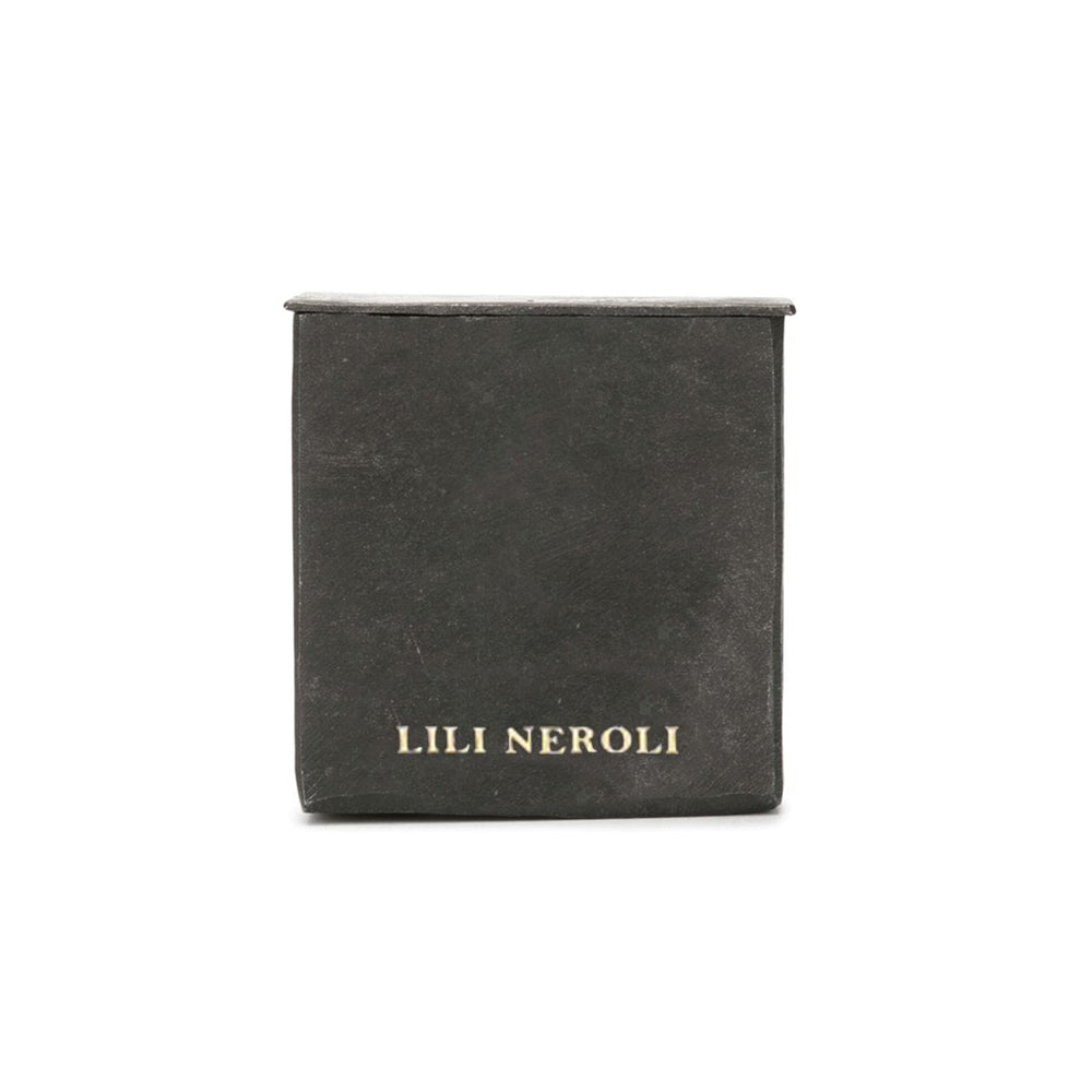 Mad et Len Small Black Block Candle - Lili Neroli - Home & Decor - Broken English Jewelry