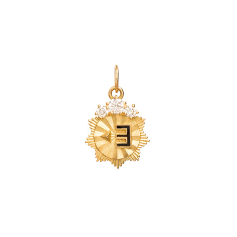 Mini East Charm by Foundrae for Broken English Jewelry