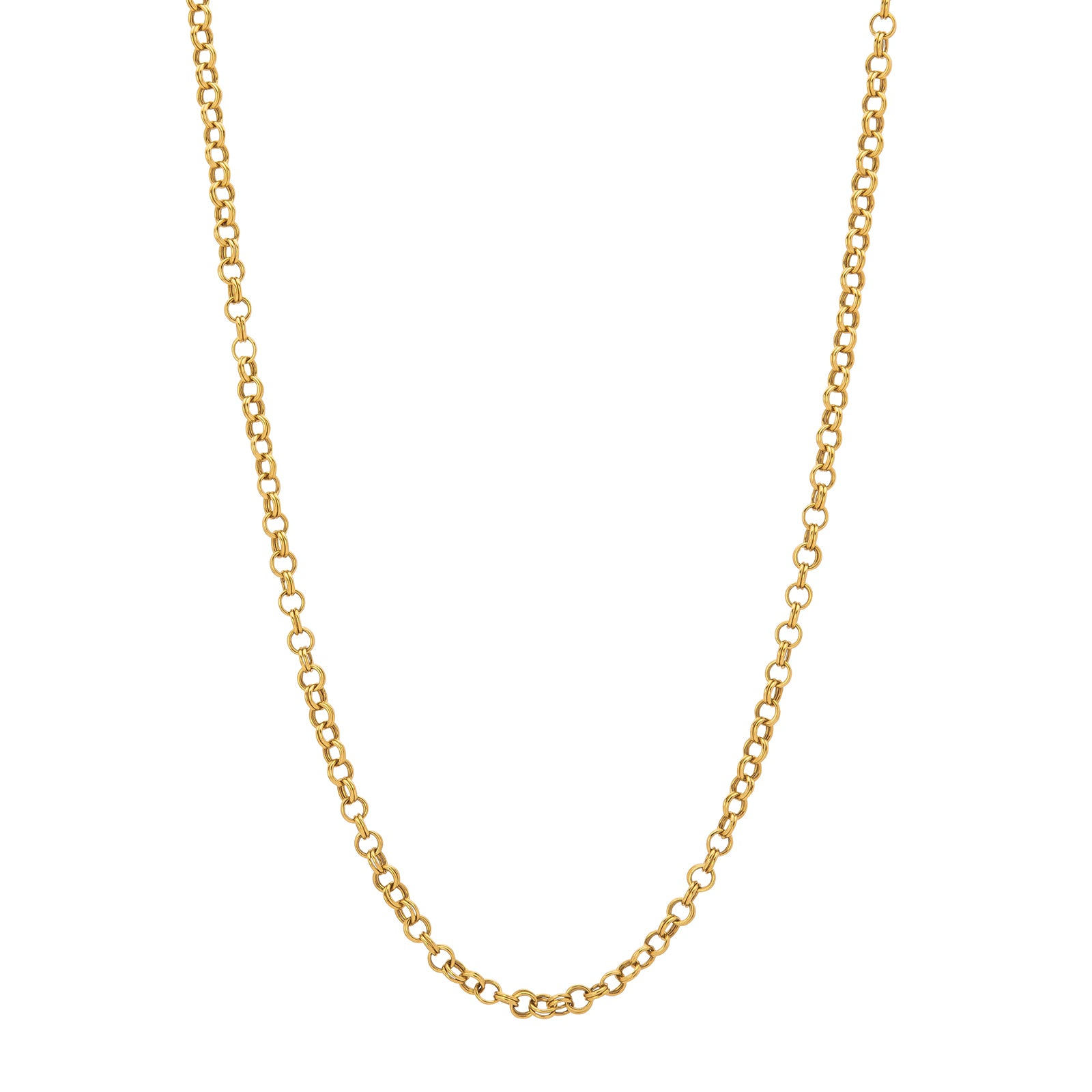 Eli Halili Double Link Chain - Necklaces - Broken English Jewelry