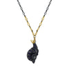 Aida Bergsen Snail Pendant Necklace - Necklaces - Broken English Jewelry
