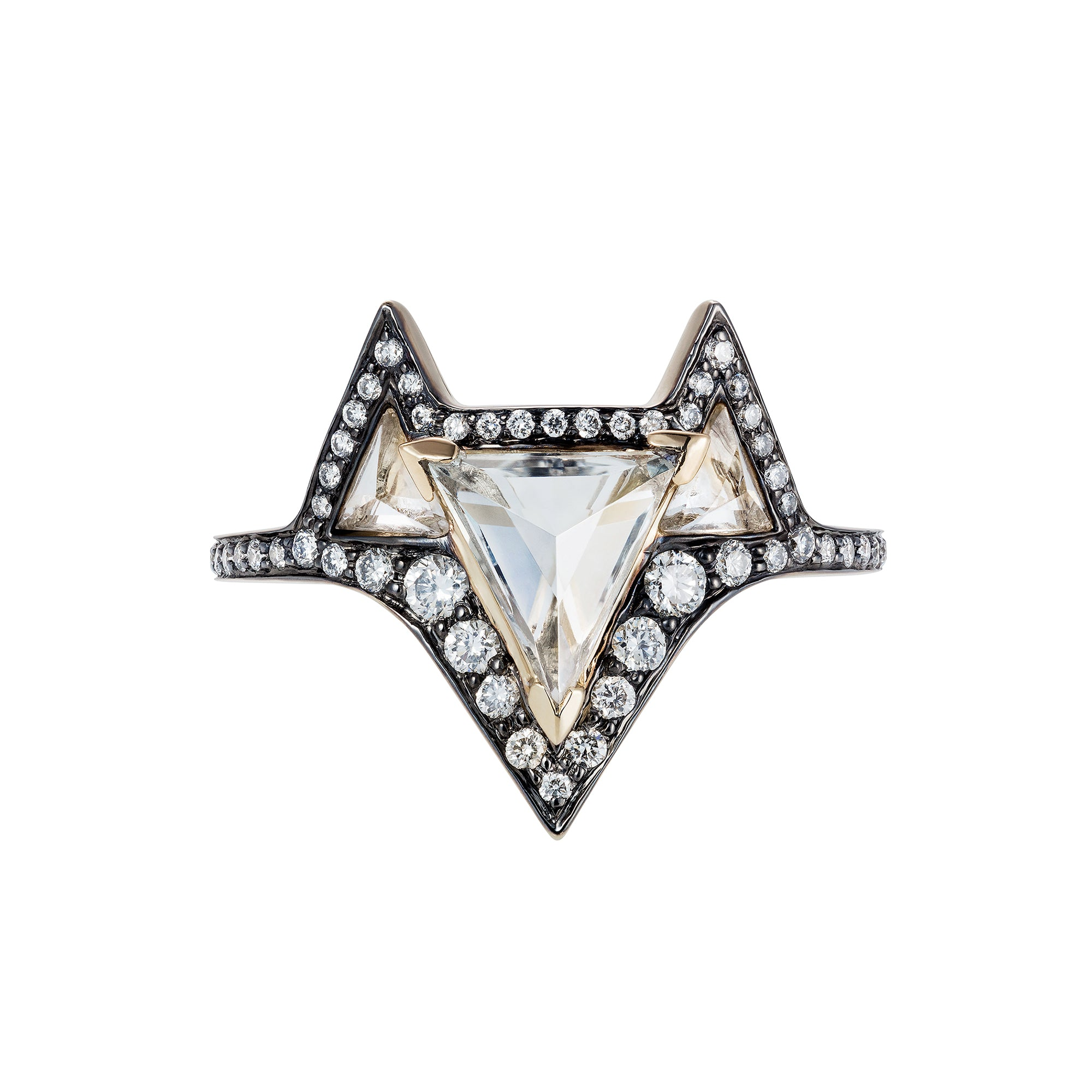 Hava Ring by Noor Fares for Broken English Jewelry