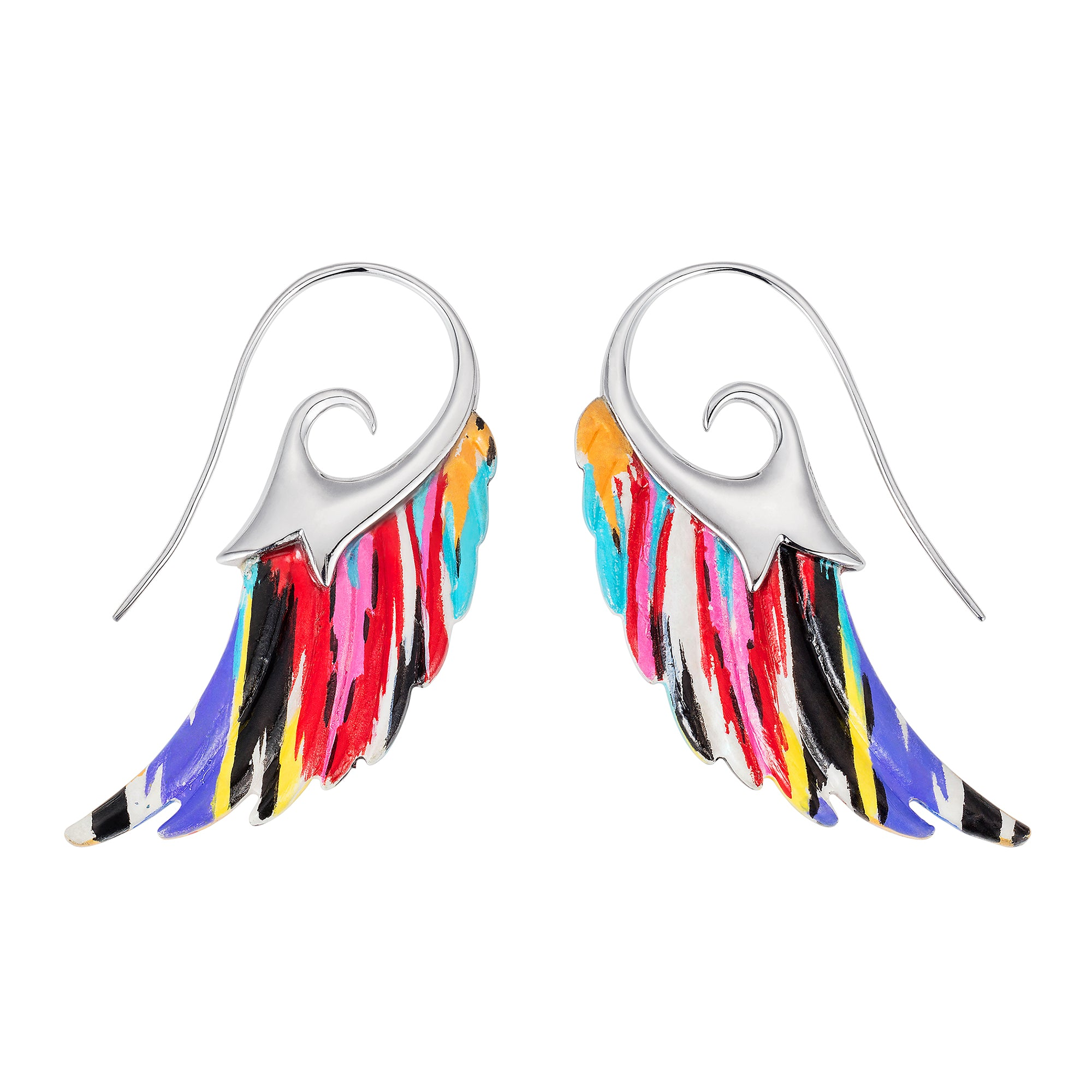 Muzungu Sister Wings I by Noor Fares for Broken English Jewelry